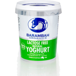 Photo of Barambah Natural Yoghurt 500gm