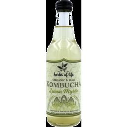 Photo of Herbs of Life Kombucha - Lemon Myrtle