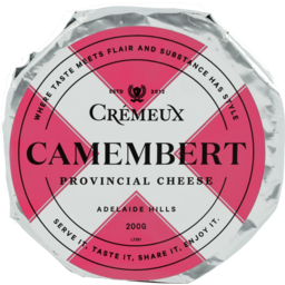 Photo of Cremeux Camembert 200g