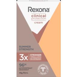 Photo of Rexona Clinical Summer Strength 45ml