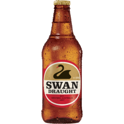 Photo of Swan Draught Bottles