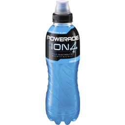 Photo of Powerade Mountain Blast with Sipper Cap 600ml
