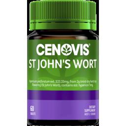 Photo of Cenovis St John's Wort 60x