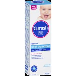 Photo of Curash Baby Nappy Rash Cream 100g