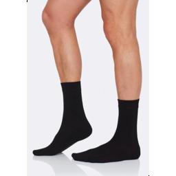 Photo of BOODY BAMBOO Mens Business Socks Grey 6-11