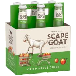 Photo of Scape Goat Apple Cider 6 x 330ml Bottles
