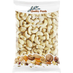 Photo of JC's Cashews Nat Prem 375gm