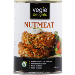 Photo of Vegie Delights Nutmeat 415g 415g