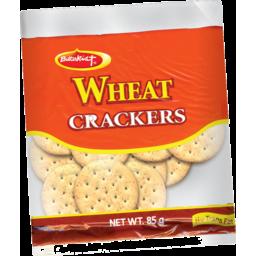 Photo of Butterkist Wheat Cracker