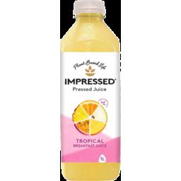 Photo of Impressed Essentials Tropical 1l