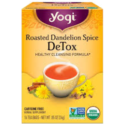 Photo of Yogi - Roast Dandelion Spice Detox - 16 Tea Bags