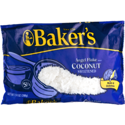 Photo of Baker's Angel Flake Sweetened Coconut