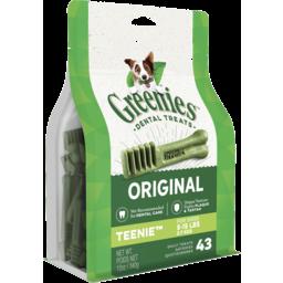 Photo of My Dog Greenies™ Original Teenie™ Dental Dog Treat 43 Pack 340g Pouch
