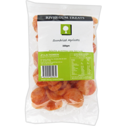 Photo of Rivergum Treats Sundried Apricots 330g