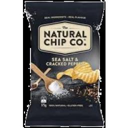 Photo of Nat Chip Co S/Slt&Crk Pep175gm