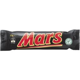 Photo of Mars Chocolate Bar 53g