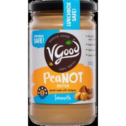 Photo of Veggie Good Peanot Butter Smooth 310g