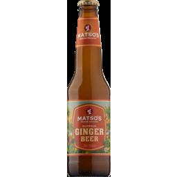 Photo of Matso's Alcoholic Ginger Beer Stubby