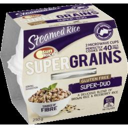 Photo of S/Rice Super Grains Super Duo 250gm