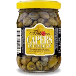 Photo of Fletchers Capers 150gm