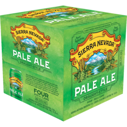 Photo of Sierra Nevada Draught Style Pale Ale Can