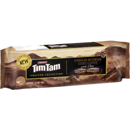 Photo of Arnott's Tim Tam Biscuits Dimbulah Mountain Estate Coffee And Choc 160g