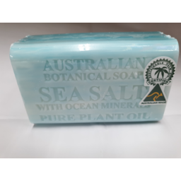 Photo of Ab Soaps Seasalt & Ocean Minerals 200g