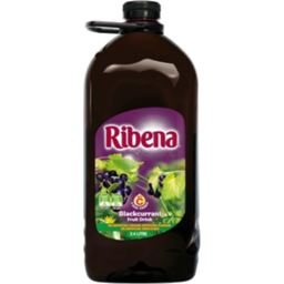 Photo of Ribena Blackcurrant Fruit Drink 2.4l 2.4l