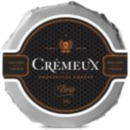 Photo of Cremeux Ash Brie 180g