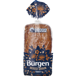 Photo of Burgen Bread Mixed Grain Toast 700g