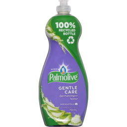 Photo of Palmolive Ultra Dry Skin Dishwash Liquid 750ml