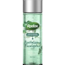 Photo of Radox Bath Oil Revitalising Eucalyptus 200ml