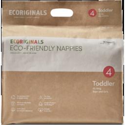 Photo of Ecoriginals Nappies - Toddler 10-14kgs