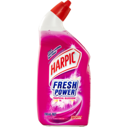 Photo of Harpic F/Pwr Trop Blsm 700ml