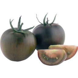Photo of Black Russian Cherry Tomatoes