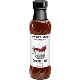 Photo of F Whitlock & Sons Chipotle BBQ Sauce 250ml