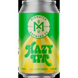 Photo of Mismatch Brew Hazy Ipa Can