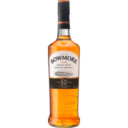 Photo of Bowmore 12 Year Old 700ml