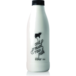 Photo of Made By Cow Cold Pressed Raw Milk 750ml