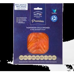 Photo of Woodsbridge Smokehouse Sliced Atlantic Salmon 100g