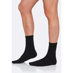Photo of Mens Work/Boot Sock Black 11-14