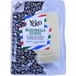 Photo of Yolo Slices Mozzarella 160g