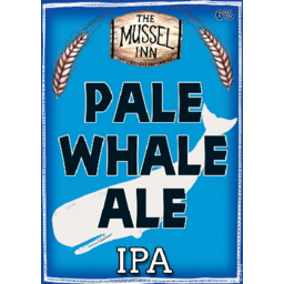 Photo of Mussel Inn Pale Whale Ale 1.3L