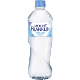 Photo of Mount Franklin Still Water Spritzed 600ml