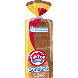Photo of Tip Top® Sunblest Soft Wholemeal Sandwich