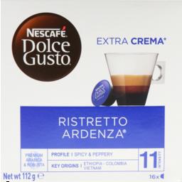 Photo of Nescafe Dolce Gusto Ristretto 16pk