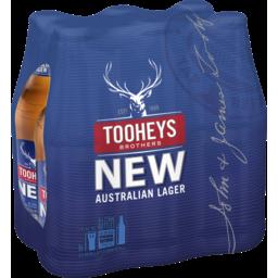 Photo of Tooheys New Stubbie 6 Pack