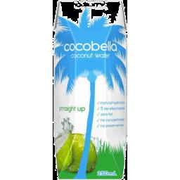Photo of Cocobella Coconut Water Straight Up 250ml