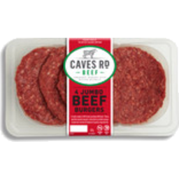 Photo of Caves Rd Beef Brgr Jumbo 600gm