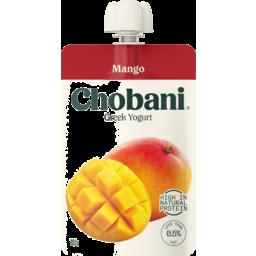 Photo of Chobani Mango Greek Yogurt Pouch 140g